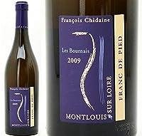 [2009]モンルイ ロワール レ ブールネ セック フラン ド ピエ 750ml (Fシデーヌ) 白ワイン((D0CNFPA9))