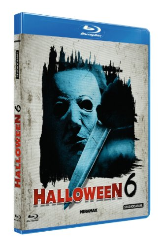 Halloween 6 - La malédiction de Michael Myers [Blu-Ray]