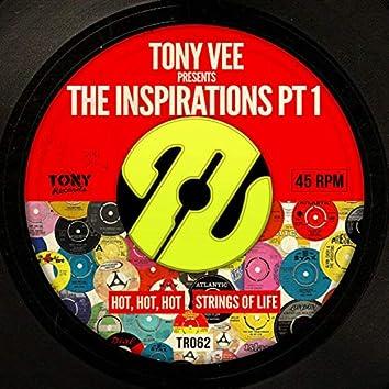 Tony Vee Presents The Inspirations, Pt. 1