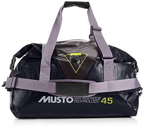 Musto Unisex-Erwachsene Evolution WP Holdall Rucksack, schwarz