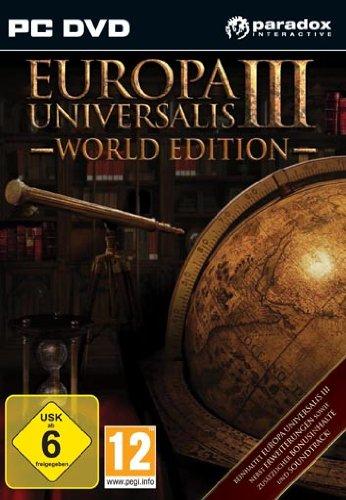 Europa Universalis 3 - world edition [import allemand]