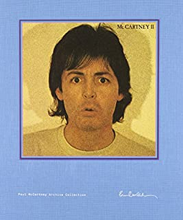 Mccartney II - Edition Deluxe (Remasterisé - 3 CD + 1 DVD) (B004WJREPO) | Amazon price tracker / tracking, Amazon price history charts, Amazon price watches, Amazon price drop alerts