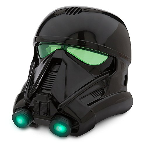 Star Wars Imperial Death Trooper Voice Changing Mask - Rogue...