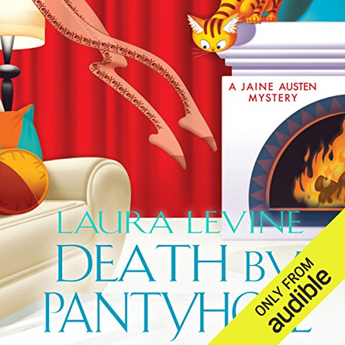 Death by Pantyhose audiobook cover art