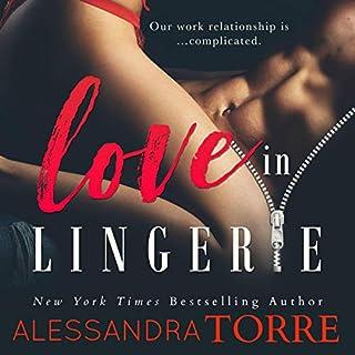 Love in Lingerie cover art