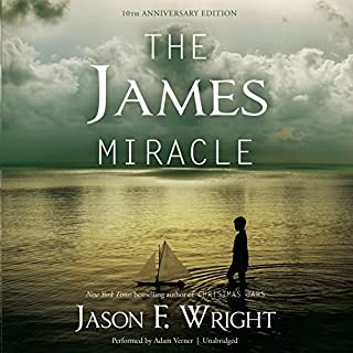 The James Miracle, Tenth Anniversary Edition cover art