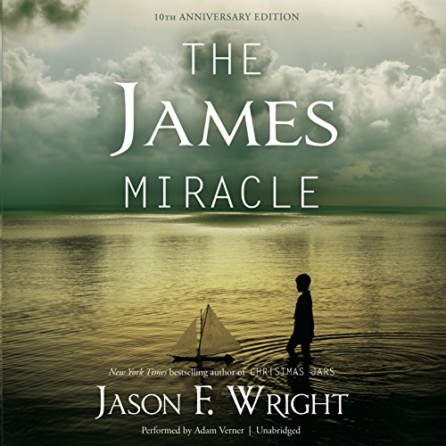 The James Miracle, Tenth Anniversary Edition audiobook cover art
