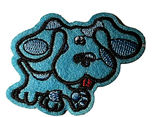 Blues Clues Dog Figure 2' Tall Costume Patch