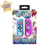 Just Dance 2019 Funda carcasa protectora de silicona para mando JoyCon Nintendo Switch