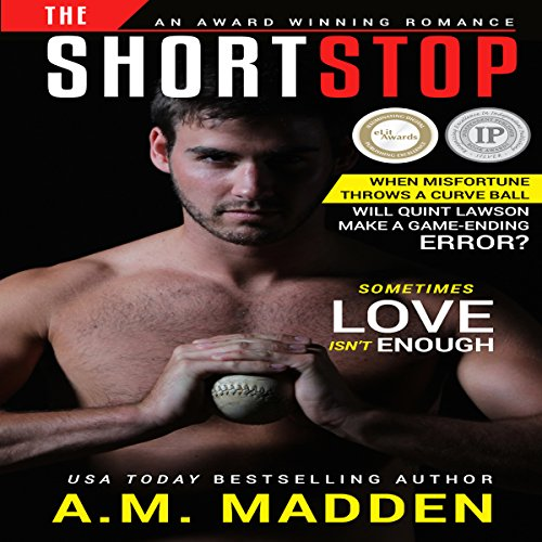 The Shortstop audiobook cover art