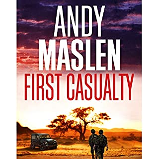 First Casualty cover art