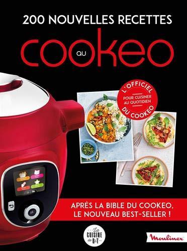 livre recette cookeo carrefour