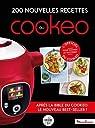 200 nouvelles recettes au Cookeo par Augé
