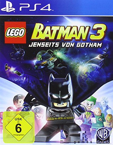 LEGO Batman 3 - Jenseits von Gotham [Importación Alemana]