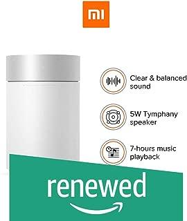(Renewed) Mi LYYX01ZM Pocket Speaker (White)