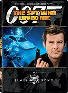 The Spy Who Loved Me by Roger Moore