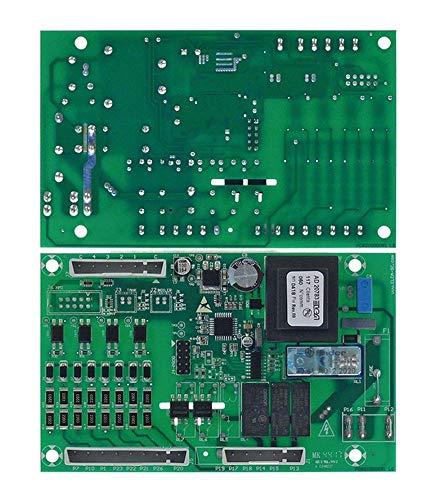 Tarjeta electrónica lavado L 133 mm Lar. 82 mm Adaptable a Adler Chiskoit ADLER984