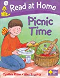 Read At Home More Level 1B Picnic Time (READING AT HOME)
