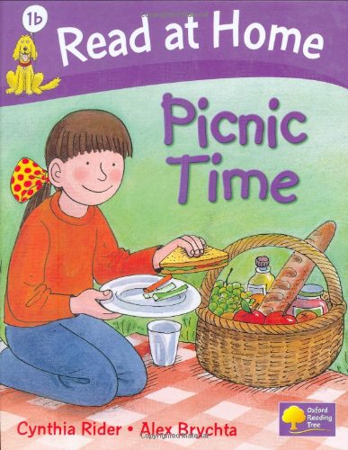 Read At Home More Level 1B Picnic Time (READING AT HOME)の詳細を見る