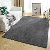 HUOQILIN Alfombra de salón nórdica, para gatear, alfombra para gatear, alfombra de suelo, alfombra antideslizante C 63 x 160 cm