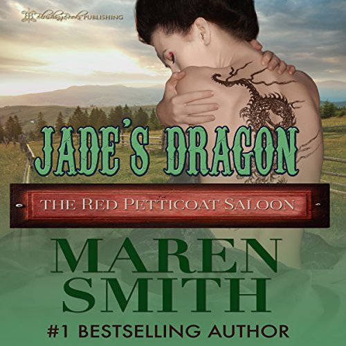 Jade's Dragon audiobook cover art