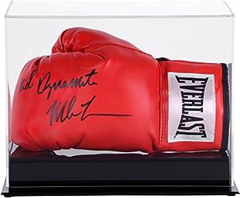 Single Boxing Glove Horizontal Display Case - Boxing Display Cases