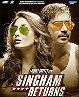 Singham Returns - 2014 Bollywood Movie Audio CD / OST (2014-05-03)