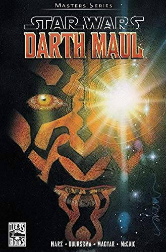 Star Wars Masters, Bd. 2: Darth Maul