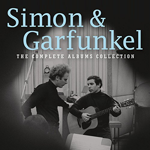 Simon & Garfunkel-Complete Albums Collection