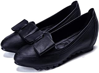 XL_nsxiezi Zapatillas de Proa Antideslizantes para Mujer.