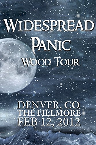 Widespread Panic: Wood Tour - Denver, CO The Fillmore February 12 , 2012 (Live Performance)