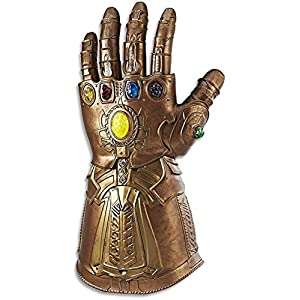 marvel legends series infinity gauntlet articulated electronic fist - 51dm8d05cwL - Marvel Legends Series Infinity Gauntlet Articulated Electronic Fist