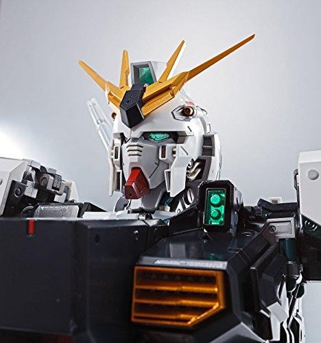 Tamashii Nations Bandai Formani EX NU Gundam Chars Counterattack Action Figure BLYM8 BAN12888