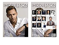 BRANDNEU TOM HIDDLESTON CALENDARIO 2021 WITH TOM HIDDLESTON FRIGORIFERO Product Dimensions: 42 x 29.2 x 0.8 cm 12 PAGES A3 POSTER SIZE CALENDAR Free Fridge Magnet