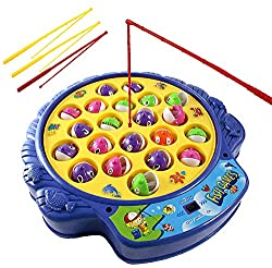 Toys-that-Start-with-F-Fishing Game