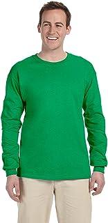 Mens HD Cotton Long Sleeve T-Shirt 4930R