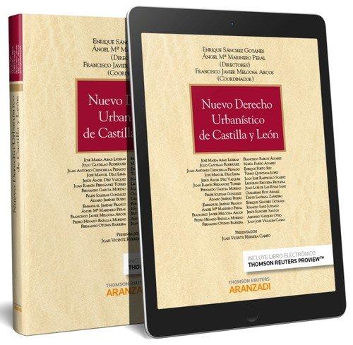 Nuevo Derecho Urbanístico de Castilla y León (Papel + e-book) (Monografía)