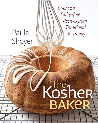 The Kosher Baker: Over 160 Dairy-free Recipes from Traditional to Trendy (HBI Series on Jewish Women) (English Edition)