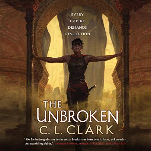 The Unbroken Audiobook By C. L. Clark cover art