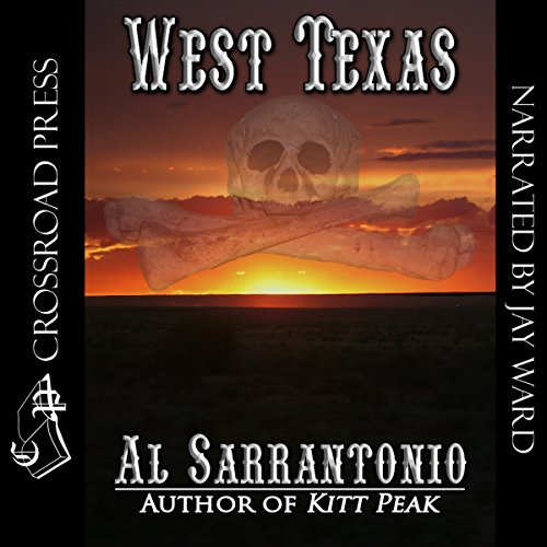 West Texas audiobook cover art
