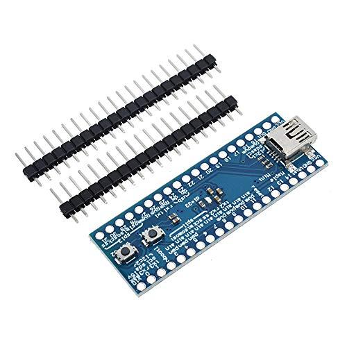 STM32F103CBT6 Maple Mini ARM STM32 Cortex-M3 Minimum System Development Board 3.3V USB Digital IO PWM Pins Port for Arduino