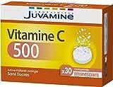 Juvamine - Vitamine C 500, 30 Comprimés Effervescents