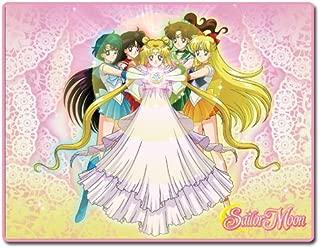Great Eastern Entertainment Sailor Moon Princess Serenity & Sailor Guardians Sublimation Throw Blanket