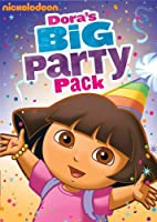 Dora's Big Party Pack [DVD] [Import]