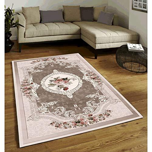 Alya Teppich Teppich dinarsu Sunshine–1055beige, 80 x 150 cm