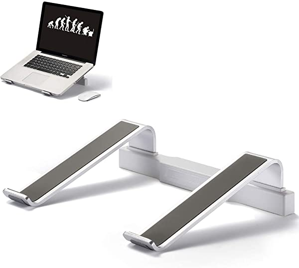 TQZY Laptop Stand Aluminum Alloy Computer Stand Lifting Heat Increase Detachable Portable Bracket Simple