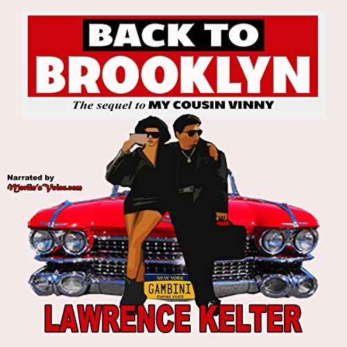 Back to Brooklyn audiobook cover art