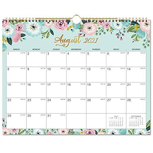 2021-2022 Calendar - 18 Monthly ...