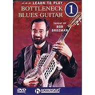 Hal Leonard brozman Bob–bottlen esquina Blues Guitar 1Teoría y PEDAG ogik Guitarra acústica