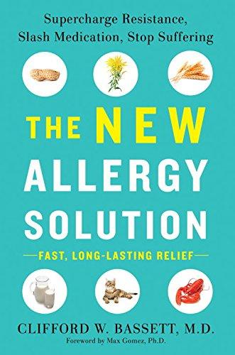 『The New Allergy Solution』のカバーアート